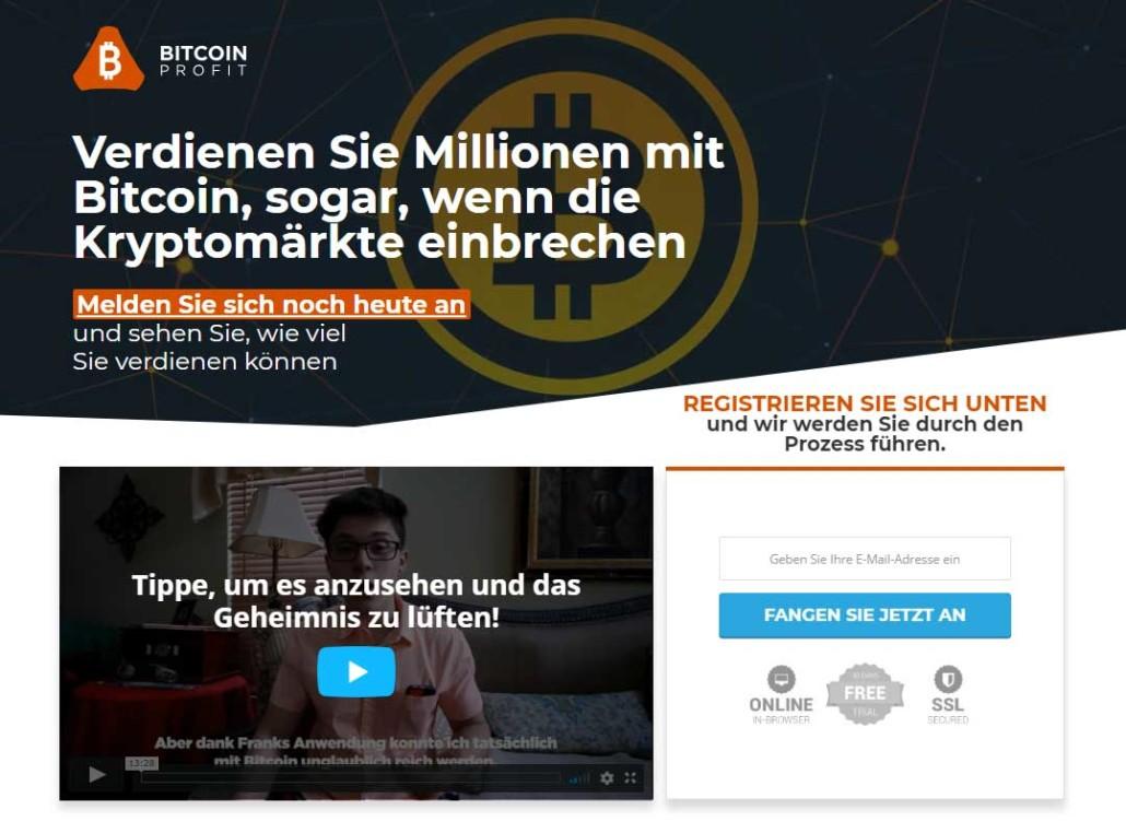 Bitcoin-Profit