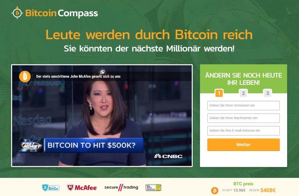 Bitcoin Compas