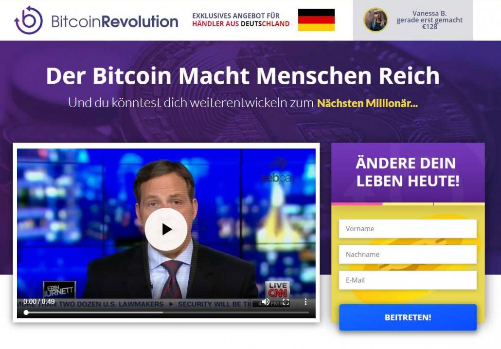 Bitcoin-Revolution