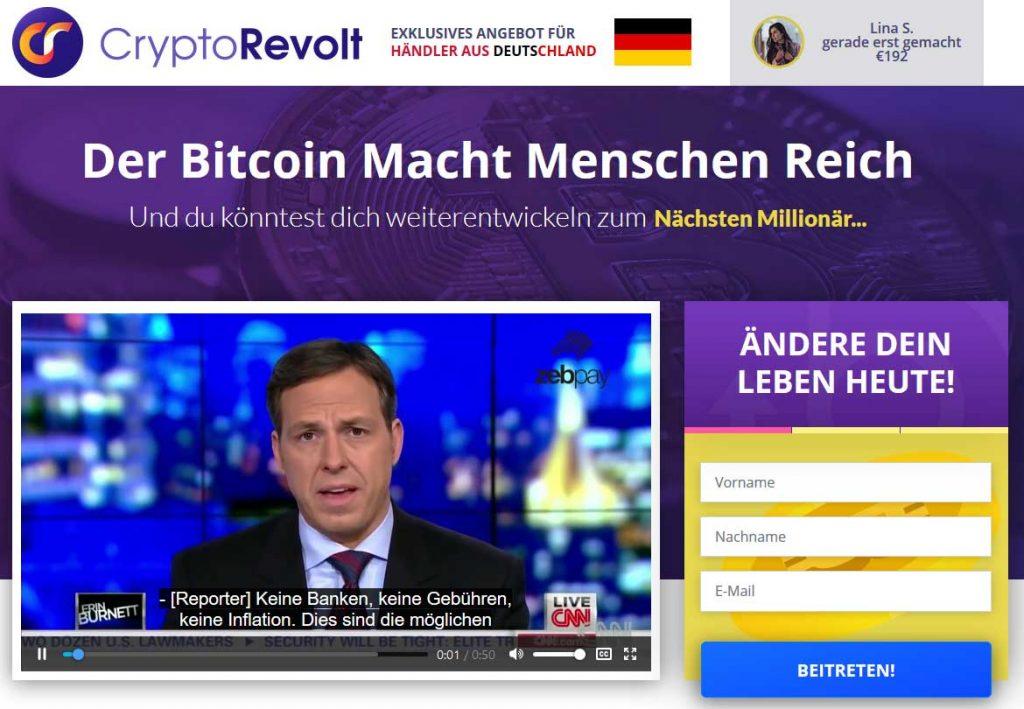crypto revolt Erfahrungen