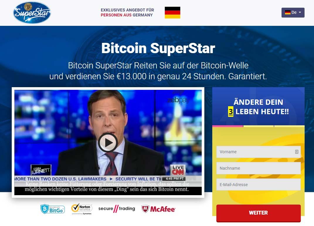 Crypto Superstar Erfahrungen & Test