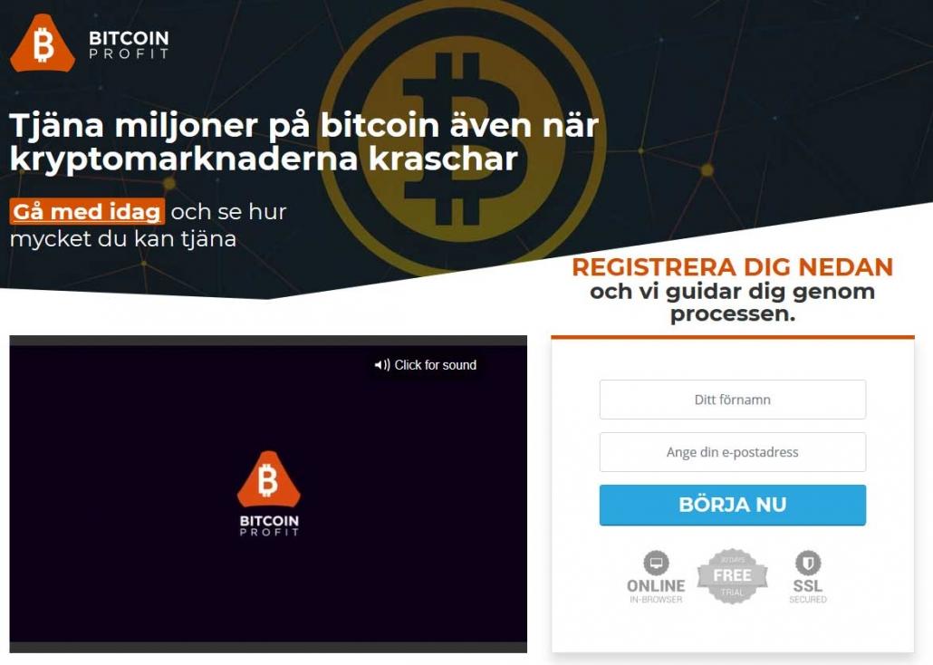 Bitcoin Profit Omdöme