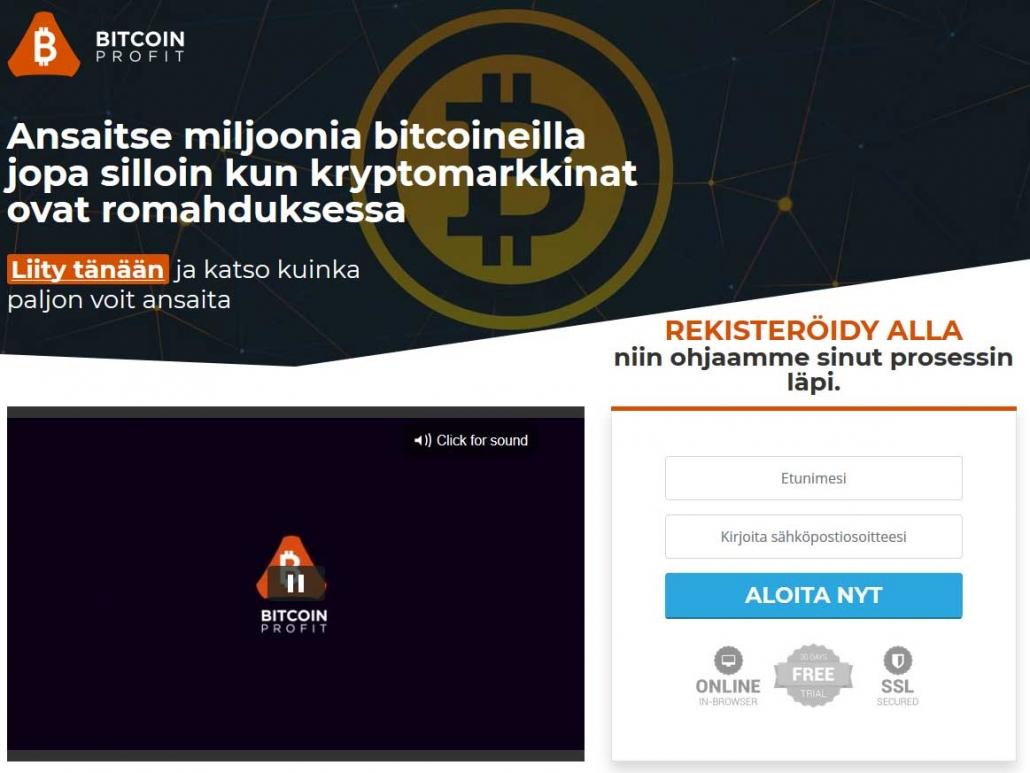 Bitcoin Profit arvostelu