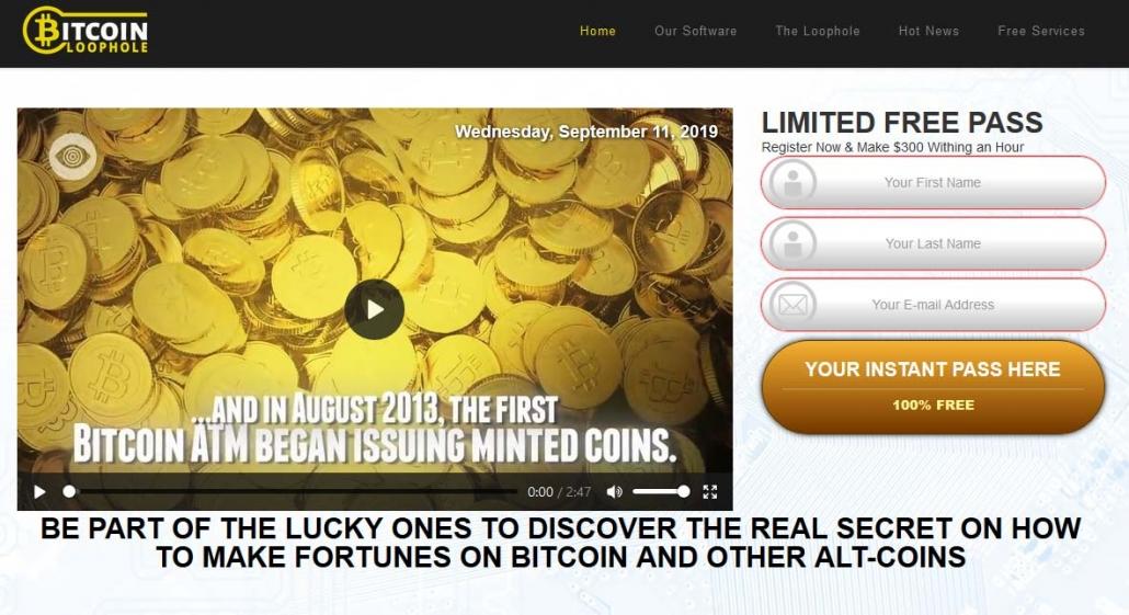 bitcoin loophole dubai