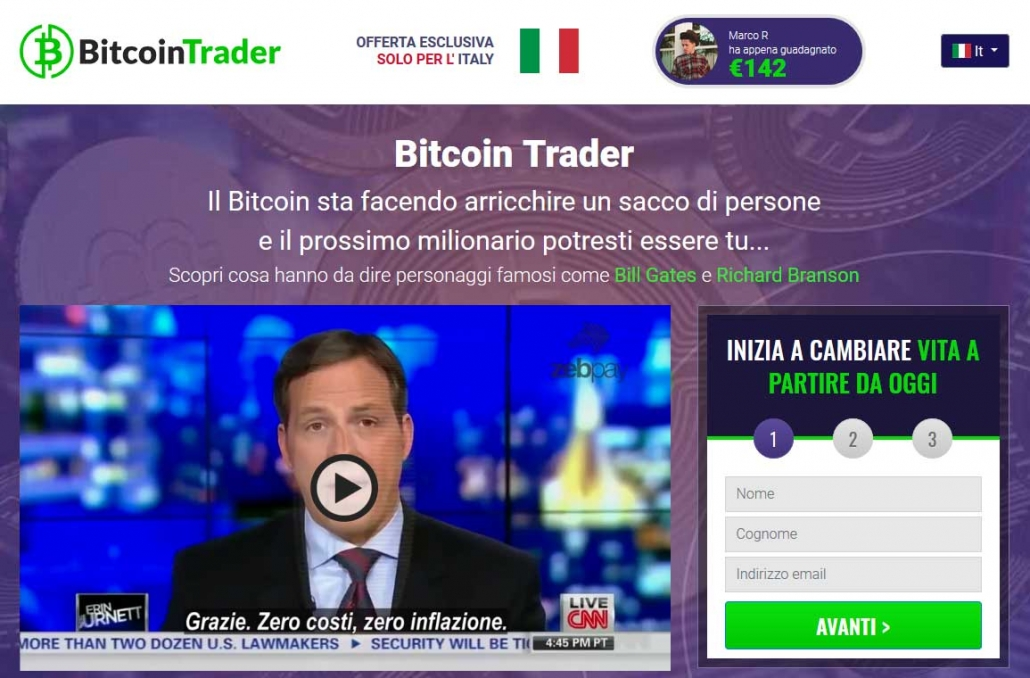 Crypto Trader Recensioni