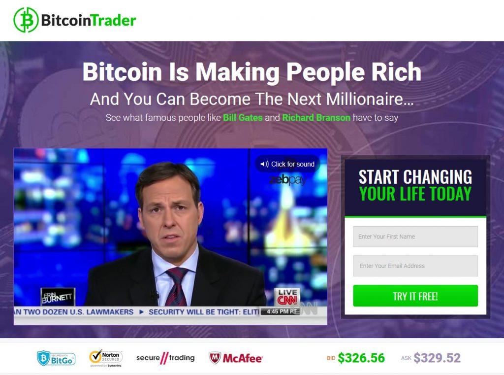 bitcoin trader review 2021