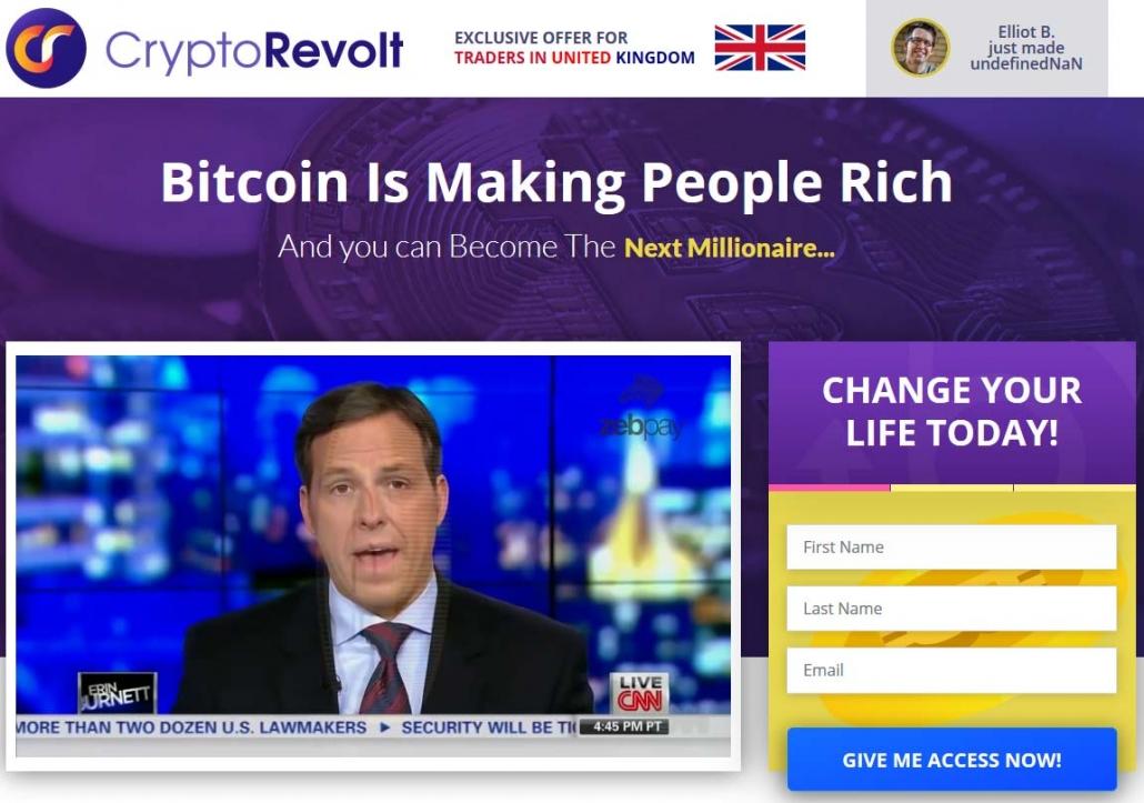 crypto revolt review