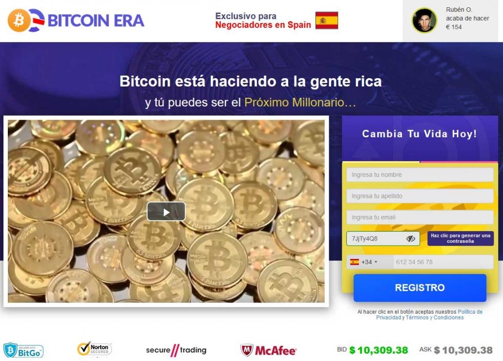 Bitcoin Era opiniones