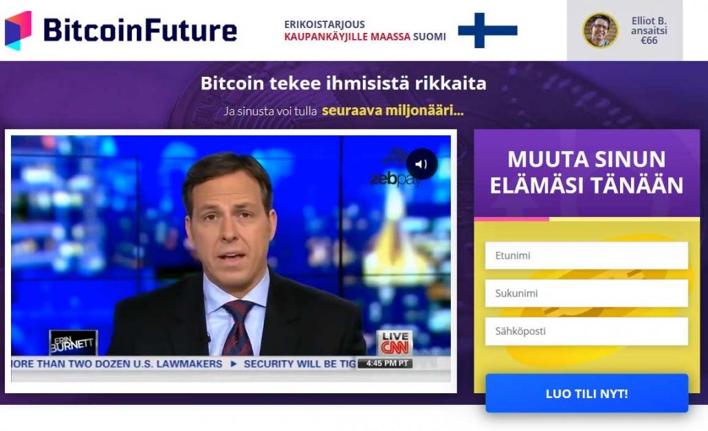 Bitcoin Future arvostelu