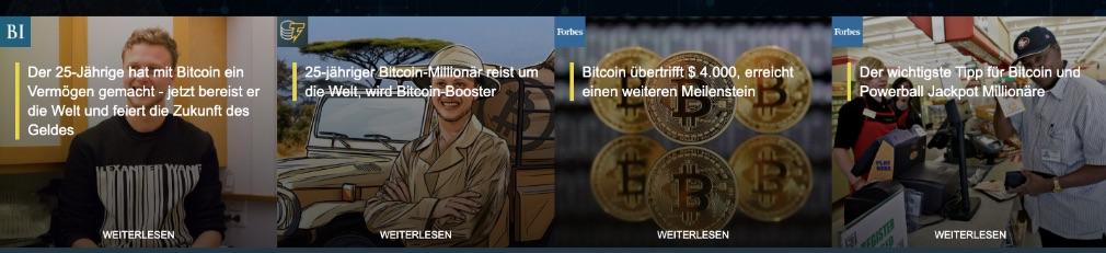 Bitcoin Loophole Erfolge