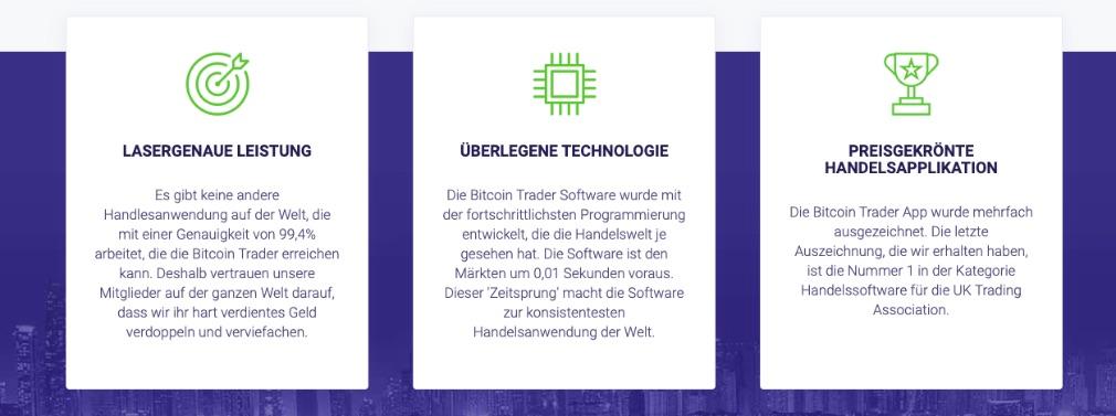 Crypto Trader Vorteile