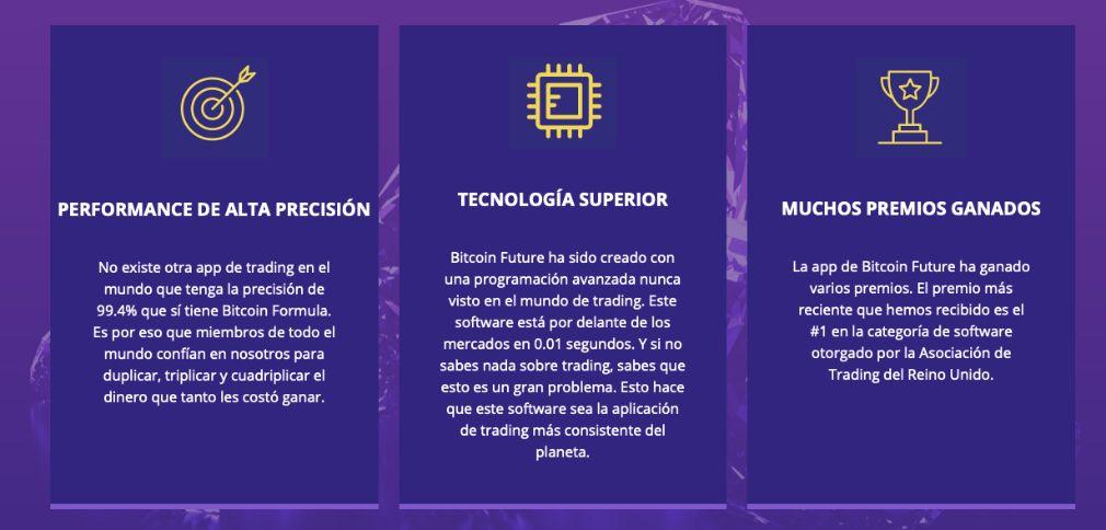 Bitcoin Future Ventajas