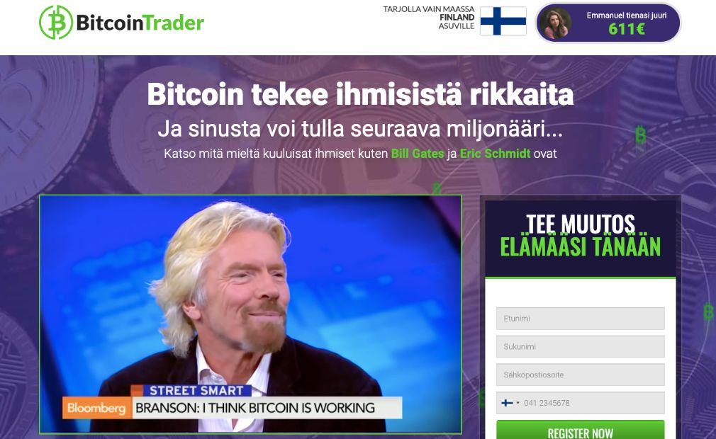 Crypto Trader arvostelu