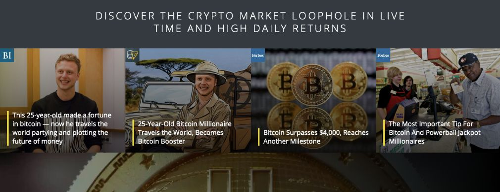 Bitcoin Loophole exito