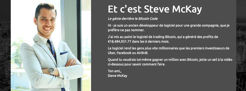 Steve Mckay