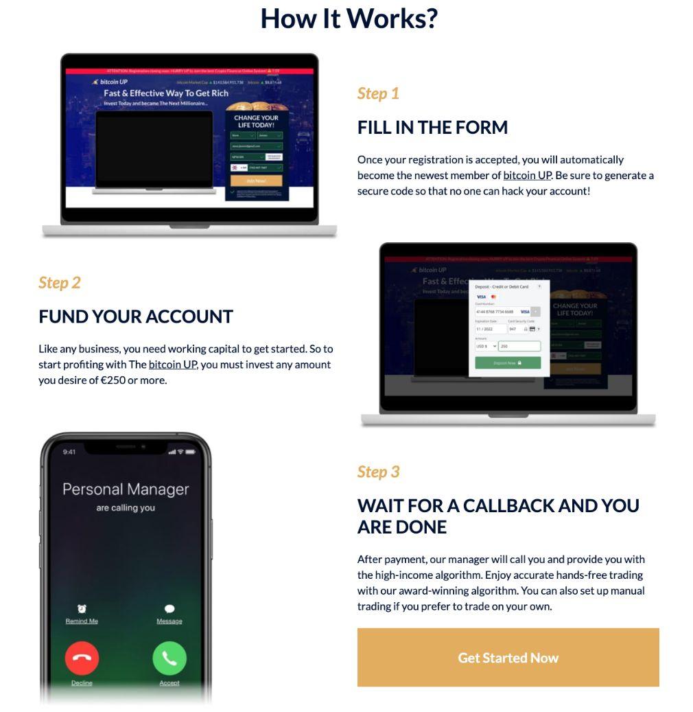 Bitcoin UP jak to działa