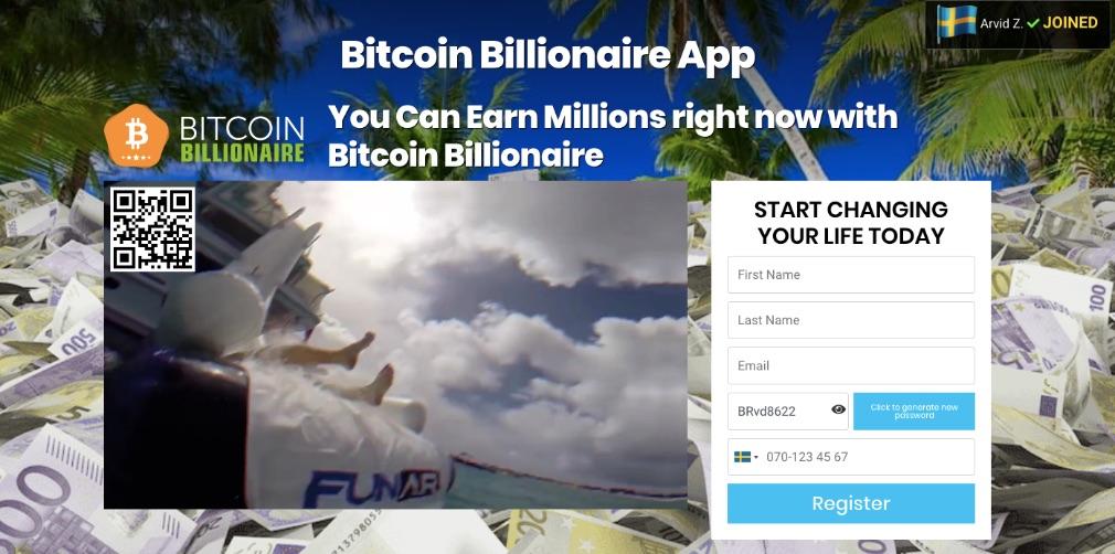 Bitcoin Billionaire Omdöme