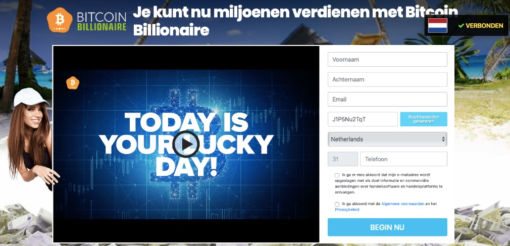 Bitcoin Billionaire ervaringen