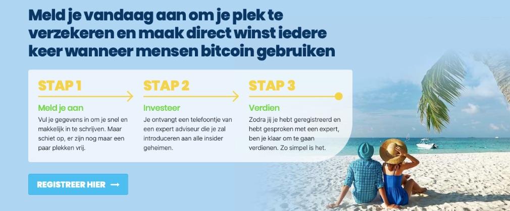 Bitcoin Billionaire hoe het werkt