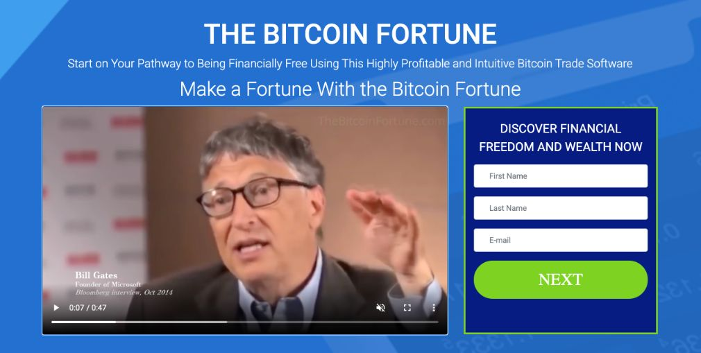 Bitcoin Fortune avis