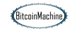 Bitcoin Machine Logo