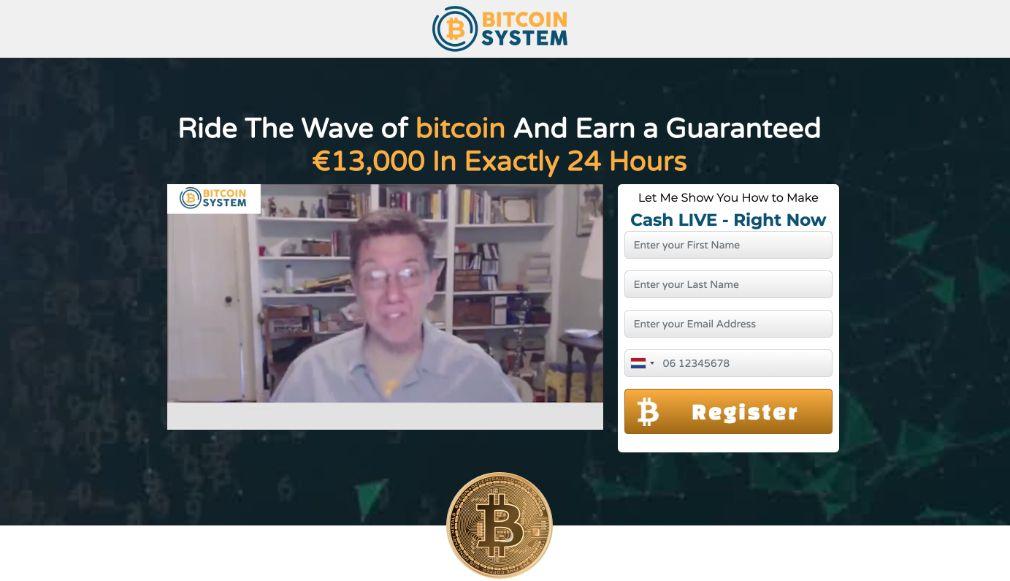 Bitcoin System ervaringen