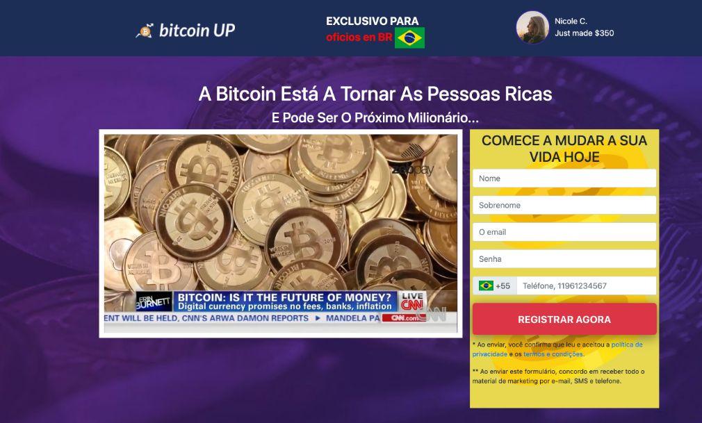 Bitcoin UP é confiavel