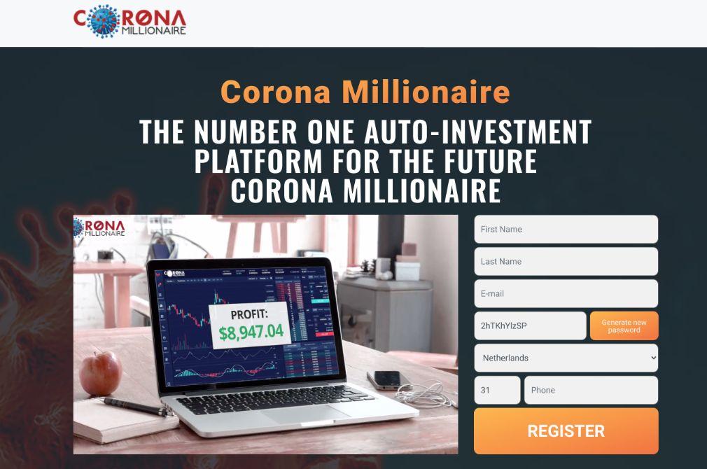 Corona Millionaire ervaringen