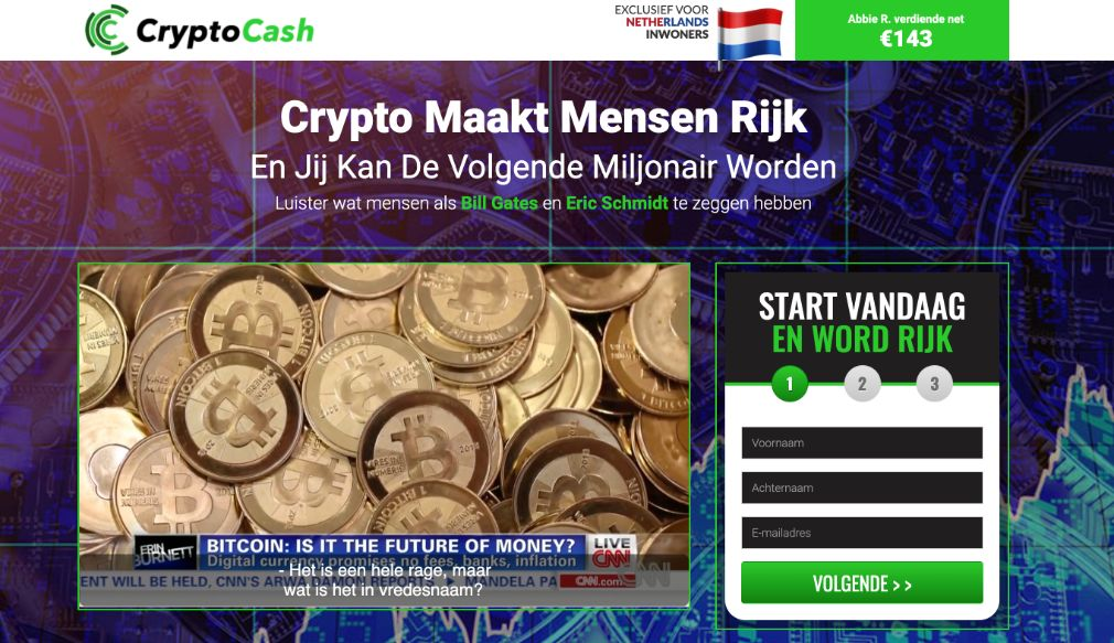 Crypto Cash ervaringen