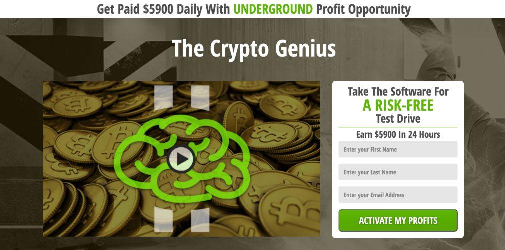 Crypto Genius é confiavel