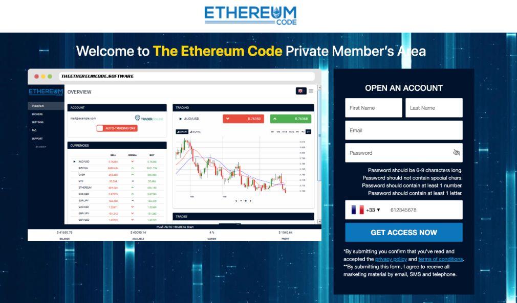 Ethereum Code avis
