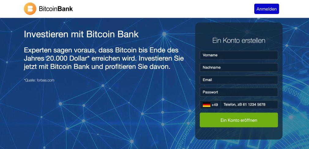 Crypto Bank Erfahrungen & Test