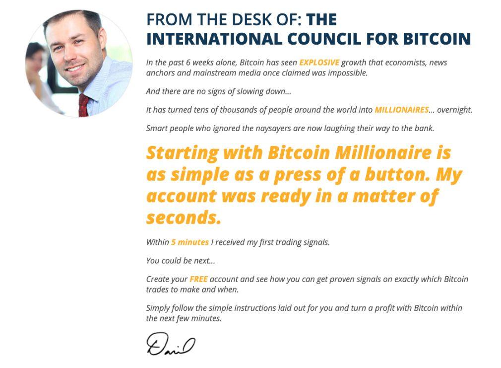 Bitcoin Millionaire Erfolg