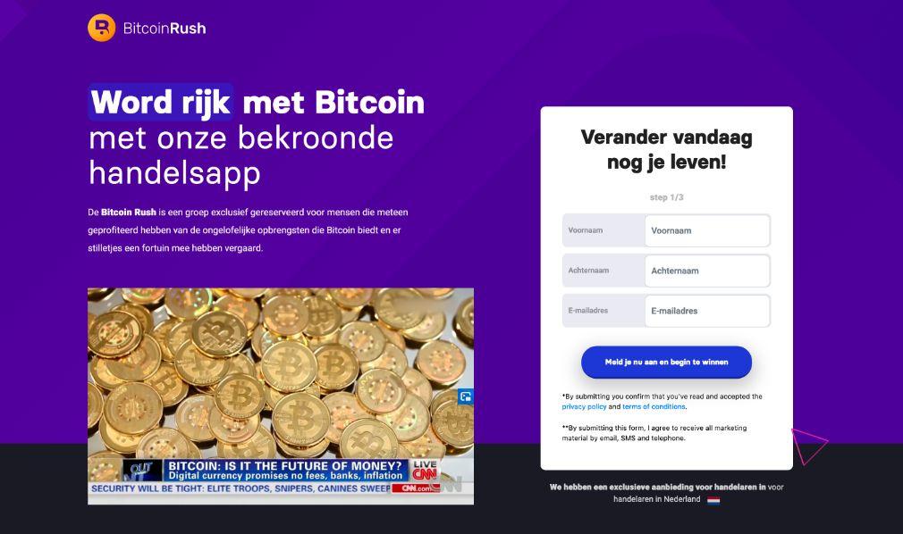 Bitcoin Rush ervaringen