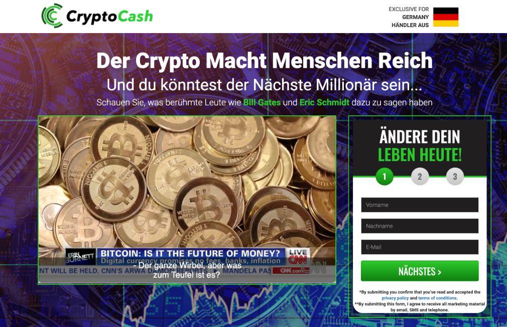 Crypto Cash Test Erfahrungen