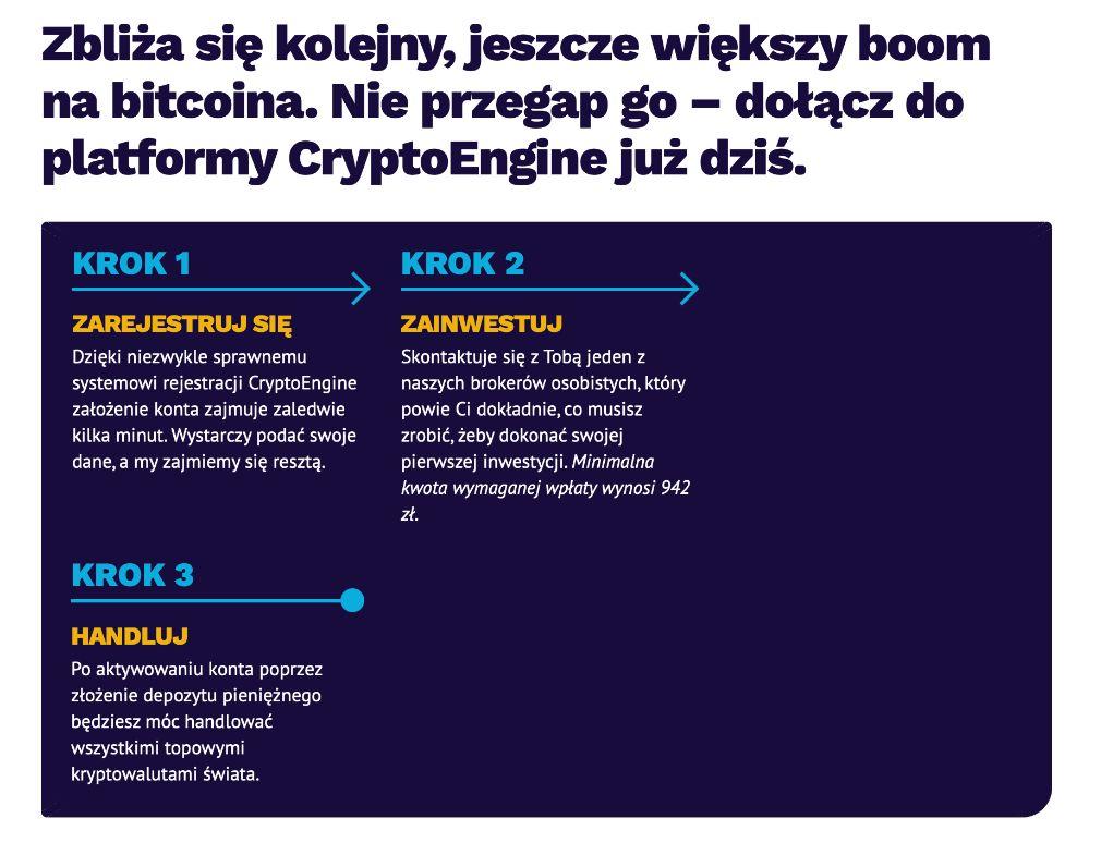 Crypto Engine jak to działa