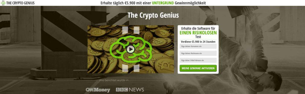 Crypto Genius Test Erfahrungen