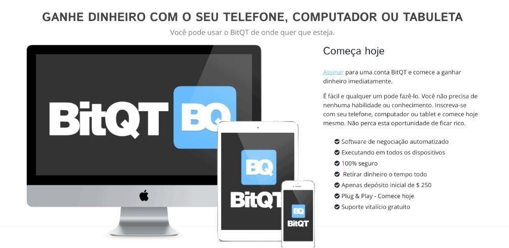 BitQT benefício