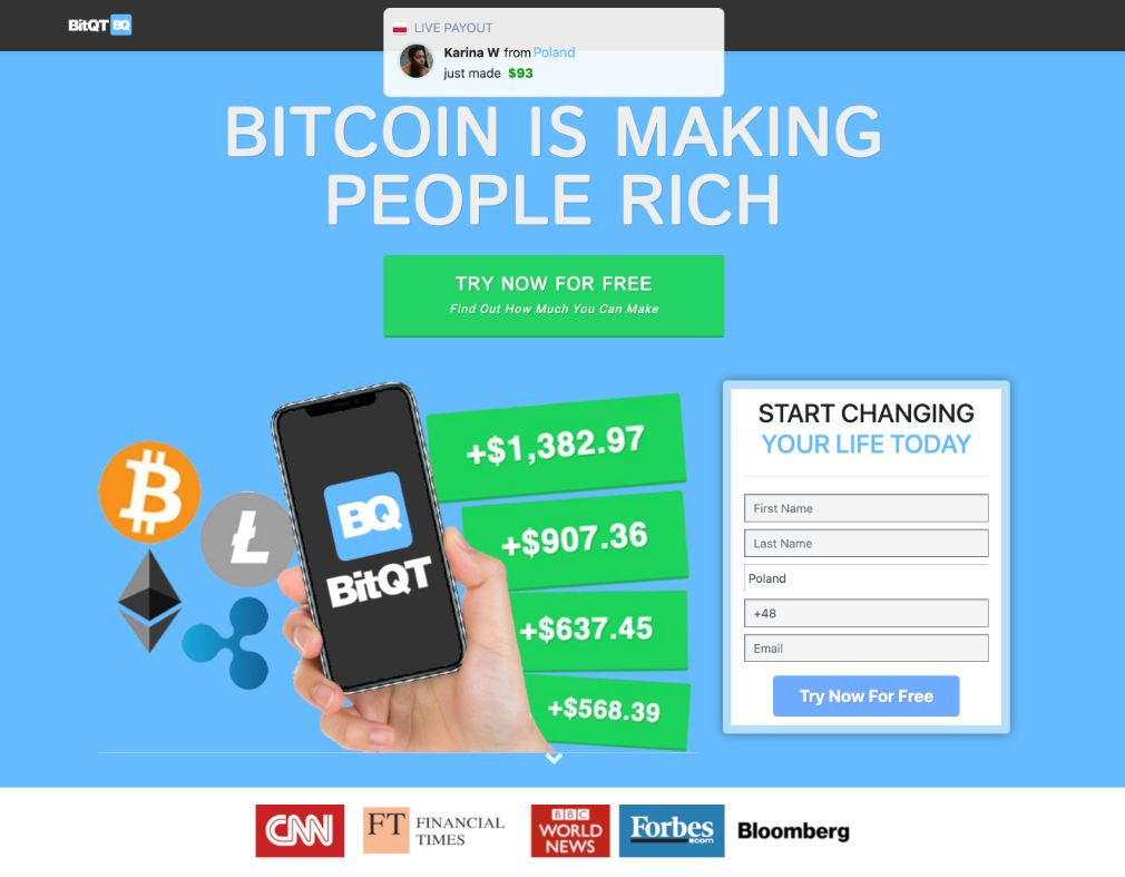 BitQT opinie