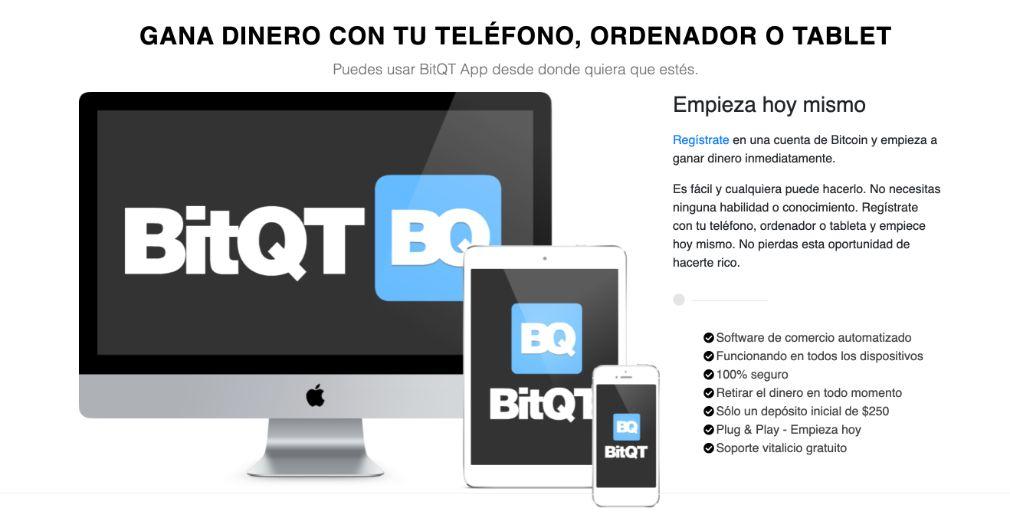 BitQT como funciona