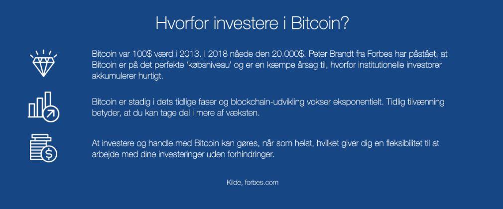 Bitcoin Bank fordel