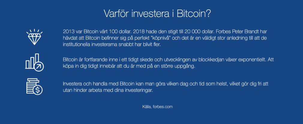 Crypto Bank fördel