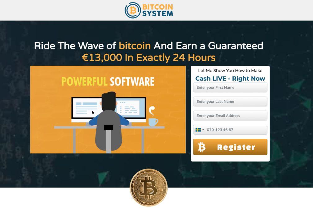 Bitcoin System Omdöme