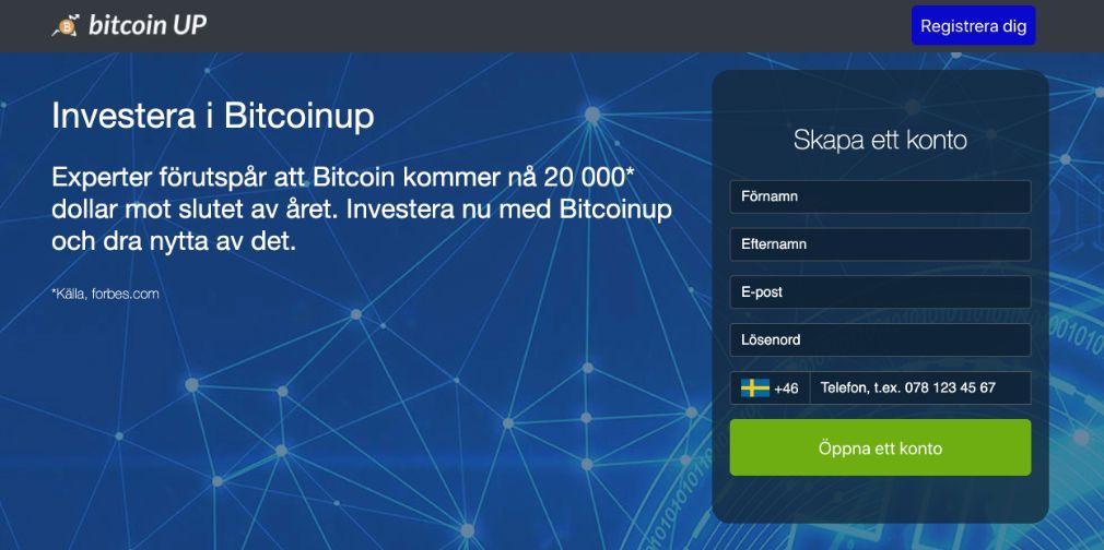 Bitcoin UP Omdöme