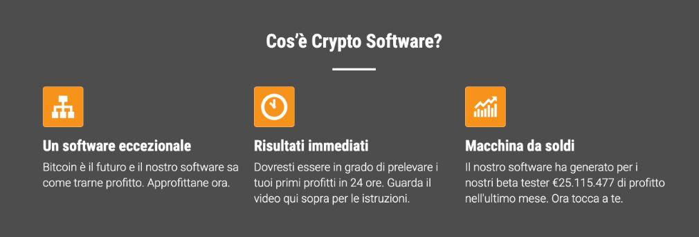 Cryptosoft come funziona