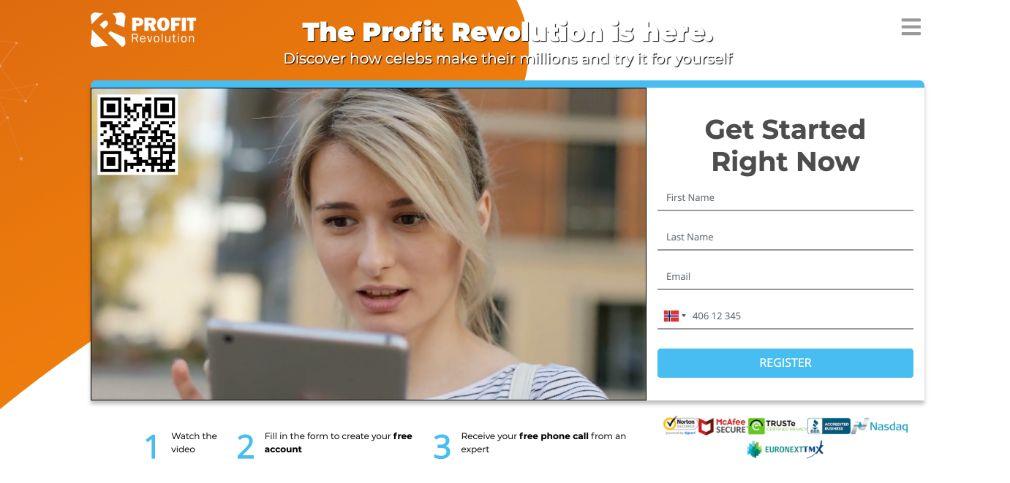 Profit Revolution Anmeldelse