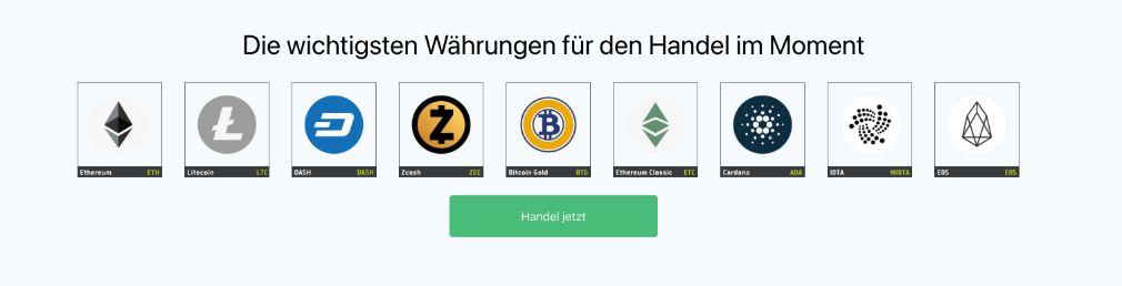 1k Daily Profit Kryptowährungen