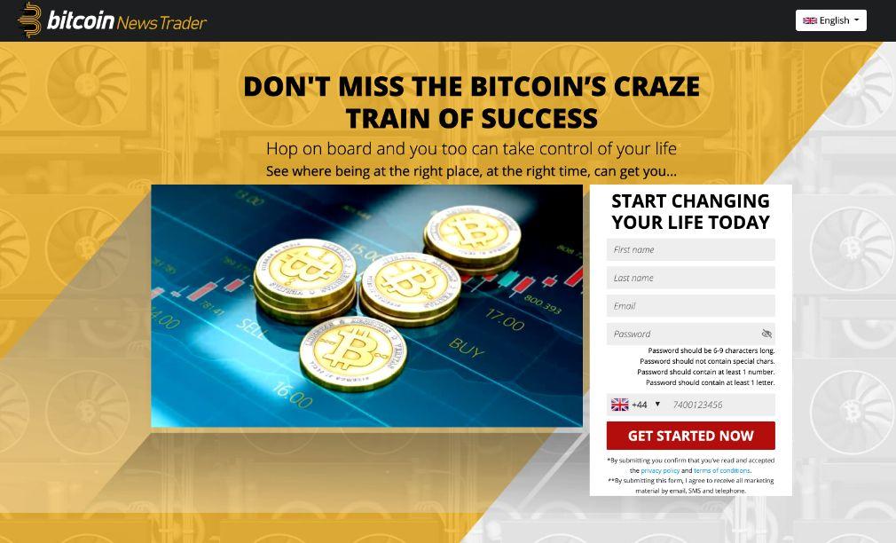 Bitcoin News Trader Truffa