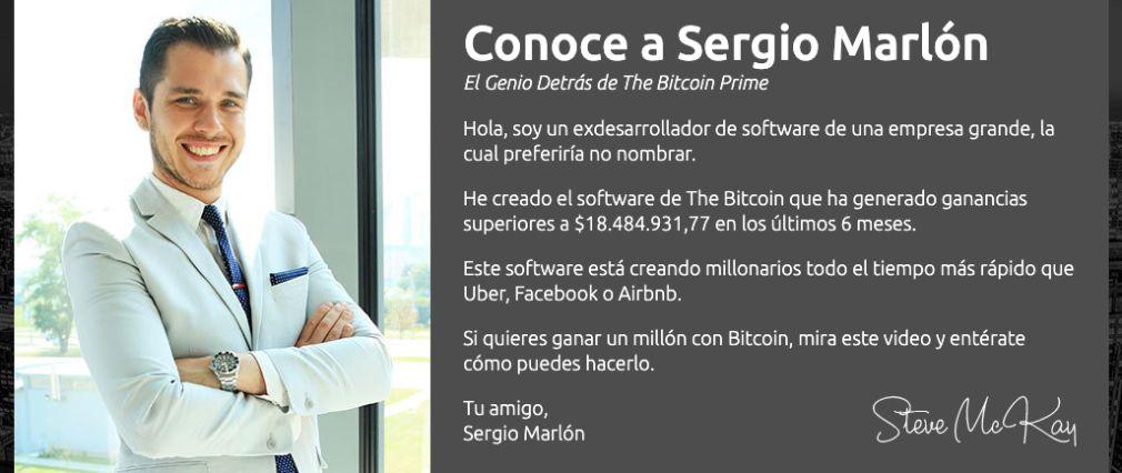 Bitcoin Prime fundador