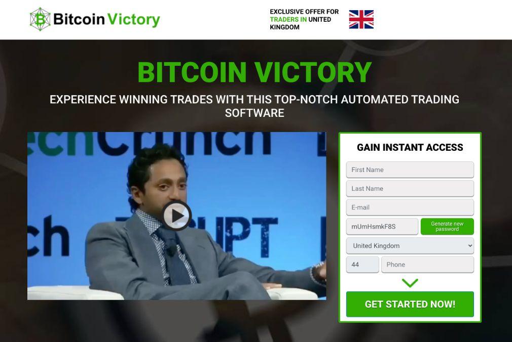 Bitcoin Victory Truffa